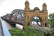 Vieux pont de Harburg