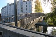 Maselake Canal Footbridge, Berlin-Spandau