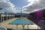 OAKA Aquatic Centre, Athens.