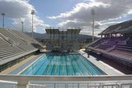 OAKA Aquatic Centre, Athens.