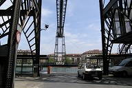 Portugalete Transporter Bridge