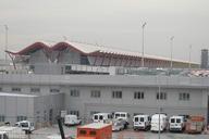 Barajas Airport, Terminal 4, Madrid