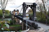 Pont suspendu d'Agenais