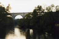 Tunkhannock Creek Railroad ViaductNicholson, Pennsylvania USA