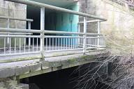 Laufsteg im Elbschebachdurchlass (Wetter)
