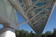 Sundial Bridge Deck Truss