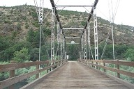 Klamath River Road Bridge