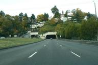 Vista Ridge Tunnels (Highway 26), Portland, Oregon