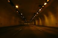 Vista Ridge Tunnel (westbound), Portland, Oregon