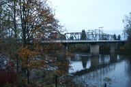 Van Buren Street Bridge - Willamette River