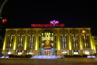 Friedrichstadtpalast during the Festival of Lights