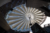 Sony Center Forum Roof
