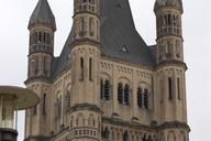 Great Saint Martin Abbey Church, Cologne