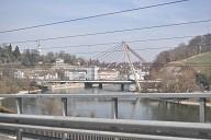 Schaffhausen N4 Rhine Bridge