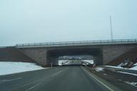 A 38 motorway near Berga