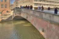 Fleischbrücke in Nuremberg