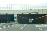 Castellana Tunnel eastern portals