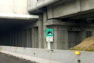 A4 motorway westbound Pregnana tunnel (under TAV line Turin-Milan)