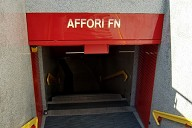 Affori FN Metro station, access