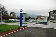 Mompiano Metro Station, accesses