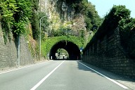 Costa Scarone Tunnel southern portal
