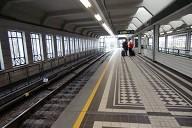 Hütteldorf Station, platform