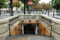 Metrobahnhof Franklin D. Roosevelt