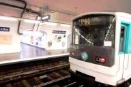 Paris Métro Line 3bis