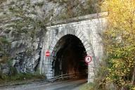 Monte Novelli-Tunnel