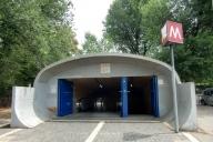 Flaminio - Piazza del Popolo Metro Station