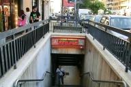 Furio Camillo Metro Station
