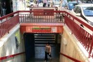 Giulio Agricola Metro Station