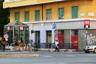 Ponte Lungo Metro Station