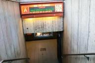 Re di Roma Metro Station