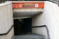 Metrobahnhof Repubblica - Teatro dell'Opera