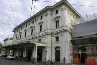 Bahnhof Roma Trastevere