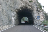 Tunnel de Limniadi