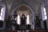 Saint Nicholas' Church, Sankt Johann in Tirol