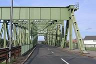 Große Drehbrücke bei der Nordschleuse