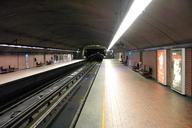 Metrobahnhof Lucien-L'Allier
