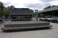 Metrobahnhof Georges-Vanier
