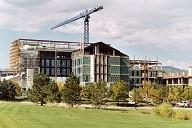 Jennie Smoly Caruthers Biotechnology Building - Construction progress shot.
