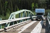 Clinton Creek Bridge, Yukon, Canada