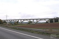 Hanover-Würzburg High-speed Rail Line – Wälsebach Viaduct