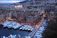 Fontvieille Village & Fontvieille Port & Fontvieille