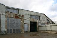 Bakhmetevsky Bus Garage