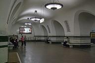 Alekseevskaya metro station