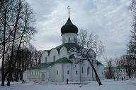 Troitsky Cathedral 1513. Alexsandrovskaya sloboda. Alexsandrov, Vladimirskaya Oblast, Russia