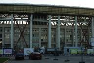 Stadium reconstruction Luzhniki. Uvilicheny quantities of places
