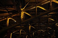 Halle Tony Garnier - detail of main structure
